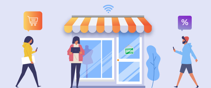 How Do Top Retail Brands Engage Users with Proximity Marketing?