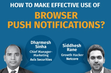 How to make effective use of Browser Push Notifications?