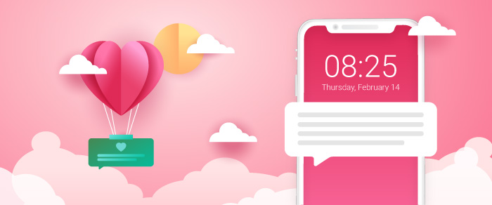 5 Push Notification Campaigns to Leverage the Valentine's Week Fervor!