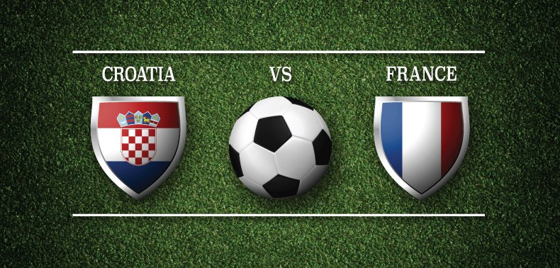 France or Croatia – Who's taking the World Cup home?
