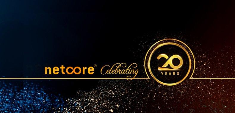 Netcore Turns 20