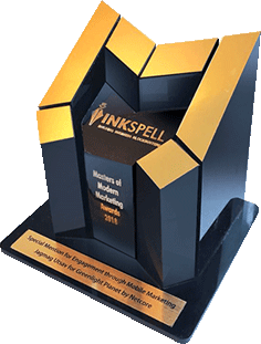 Masters of Modern Marketing (MCube) Awards 2018 by InkSpell