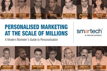 Personalised Marketing at the Scale of Millions
