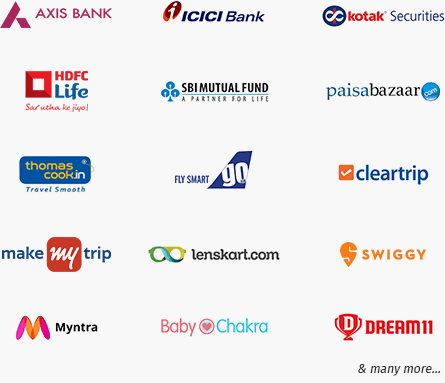 Indian brands trusting Netcore Smartech for marketing automation