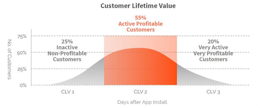 Customer Lifetime Value (CLTV)