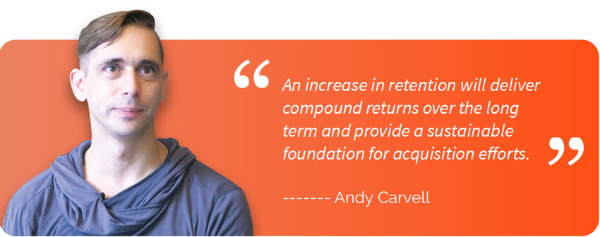 Quote by Andy Carvell – Partner & Co-Founder – Phiture