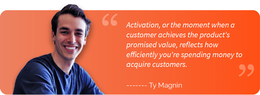 Quote by Ty Magnin - Director of Global Content Marketing - UiPath
