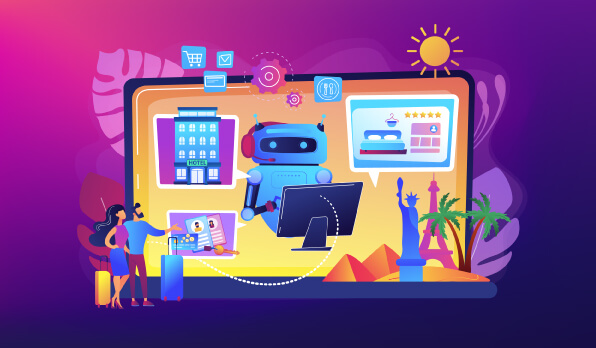 AI-powered marketing automation for travel business