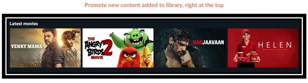 Relevant Content Recommendations