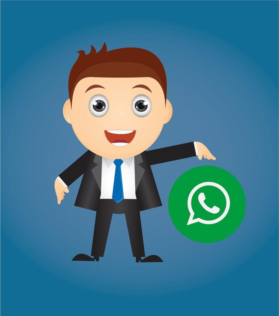 Leverage WhatsApp notifications